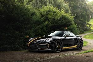 Manhart Porsche 991 Turbo