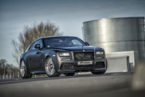 Prior-Design Rolls-Royce Wraith- Luxuscoupé Tuning Bodykit Felgen