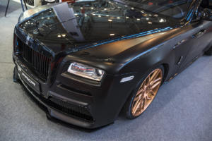 Prior-Design Rolls-Royce Wraith- Luxuscoupé Tuning Bodykit Felgen Essen Motor Show 2019