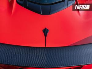 Corvette C8 NAP Sportauspuff Manufaktur