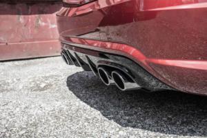 SLK/SLC-Abgasanlagen von HUB CAR