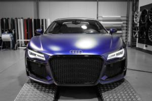 Audi R8 V10 Spyder von M&D Exclusive Cardesign