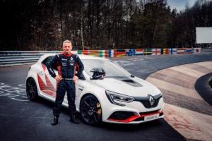 Renault Mégane RS Trophy-R Rundenrekord frontgetriebene Serienfahrzeuge Nürburgring Nordschleife Kompaktsportler Hot Hatch