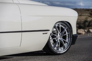 Ringbrothers Madam V 1948 Cadillac Fastback Coupé 2016 ATS-V Restomod SEMA Show 2016 Tuning