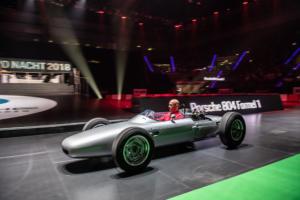 Porsche Sound Nacht