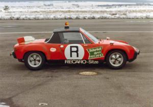 Jubiläum, 50 Jahre Porsche 914