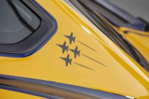 """Shelby Super Snake """"Blue Hornet"""" (Basis Ford Mustang GT)"""
