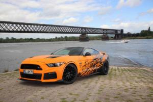Ford Mustang GT-Duo