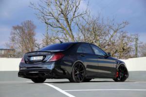 G&B Design S-GT 550 (Basis Mercedes-Benz W222 S-Klasse)
