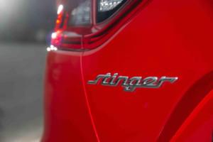 KIA Stinger 3.3 T-GDI V6 GT / Bastuck-Projektfahrzeug