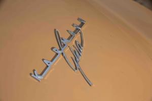 Karmann Ghia Beetle Factory