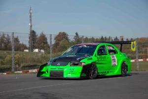 Time Attack, Mitsubishi Lancer Evo 8