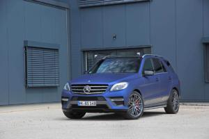 Mercedes-Benz W166 GLE 350 d 4MATIC von BSTC-Performance