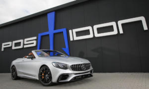 POSAIDON RS 830+ auf Basis Mercedes-AMG S 63 4MATIC+