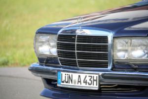 Mercedes C123 230 CE blau