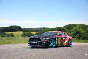 Ford Mustang GT von WRAPworks