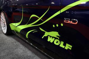 Ford Mustang GT von Wolf Racing