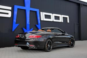 Posaidon S 63 RS 850+ (Basis Mercedes-AMG S 63 Cabrio A217)