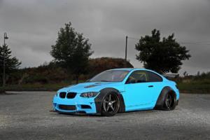 BMW E92 M3 Widebody