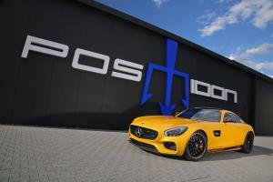Posaidon GT RS 700+ (Basis Mercedes-AMG GT)