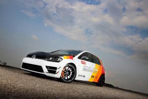 VW Golf R von Car Solution Performance Parts
