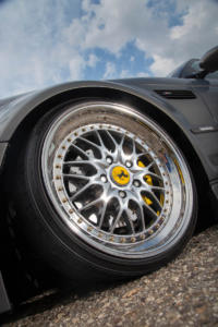 BMW E46 Limo M3-Look