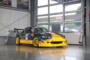 Motorsport, Mazda MX-5 NB von SPS Motorsport