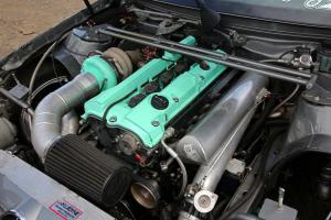 Mercedes-Benz C209 CLK Driftcar