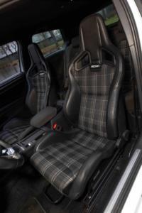 VW Golf GTR Performance
