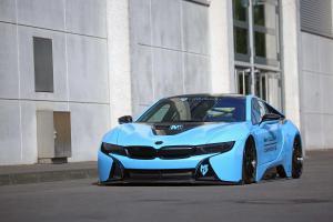 BMW i8 von Maxklusiv & mbDESIGN