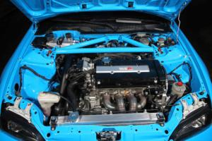 Honda Civic VTEC meets Turbo