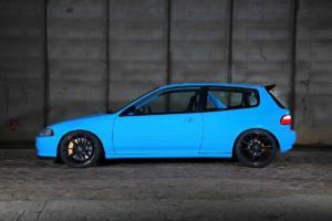 Honda Civic VTEC meets Turbo