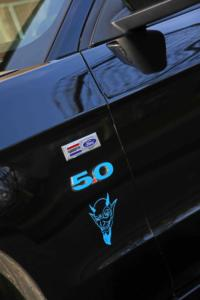 """Privat, Ford Mustang GT """"Black Panther"""""""