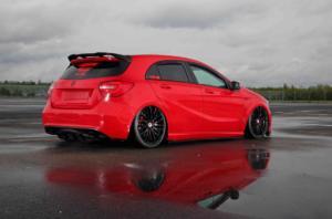 Mercedes-Benz W176 A 180 CDI Red Devil