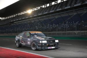 Corolla AE86 Time Attack