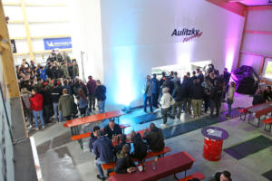 Eröffnung Aulitzky