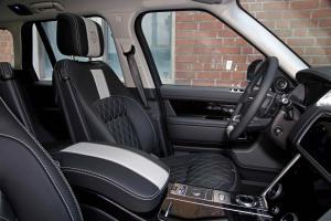 Range Rover-Duo von Arden
