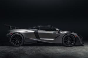 SWAE Tuning McLaren 720S Carbon-Widebody Karosseriekit 3D-Druck 1016 Industries