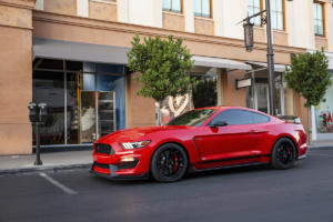 Shelby American Inc Ford Mustang Shelby GT350 Signature Edition Muscle Car Coupé
