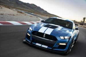 Shelby American Inc Ford Mustang Shelby GT500 Signature Edition Muscle Car Topmodell Coupé