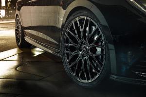 Siemoneit Racing Seat Leon ST Cupra 300 Tuning Leistungssteigerung Felgen Schmiederad Vader Fahrwerk