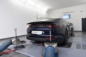 Porsche Panamera Turbo S e-hybrid Speed-Buster CTRS Leistungssteigerung Chiptuning