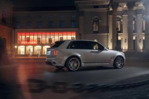 Spofec Rolls-Royce Cullinan Overdose Luxus-SUV Tuning Breitbau Bodykit