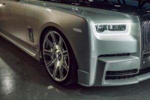 Spofec Rolls-Royce Phantom Luxuslimousine Tuning Veredlung
