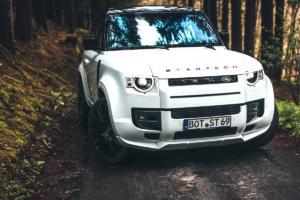 Startech Land Rover Defender 90 Tuning Bodykit Felgen Tieferlegung Innenraum Veredlung