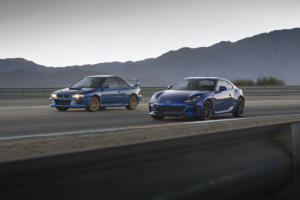 Subaru BRZ 2022 Neuheit Vorstellung Sportcoupé