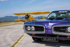 1970er Dodge Super Bee