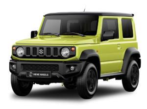 Suzuki Jimny Bosco
