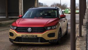 VW T-ROC Top Secret Systems