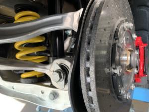 TVW Car Design Audi RS 6 Avant Tuning Tieferlegung KW Abgasanlage Akrapovic